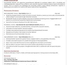 Paraprofessional Job Description For Resume by Writing Resumes And Cover Letters 21 How Need Help Resume Writing