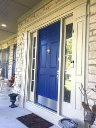 Exterior Door Colors Front Doors Brick House Front Door Color Door I This