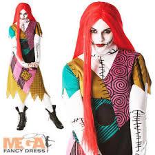 sally nightmare before fancy dress