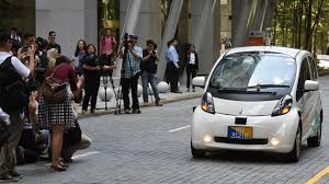 mitsubishi singapore grab nutonomy roll out driverless taxis in singapore