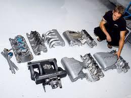 mustang intake manifold mustang intake test 5 0 engine intake manifolds