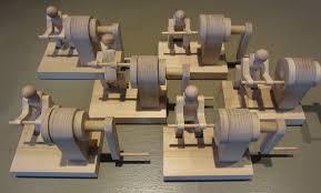 Executive Desk Toy Automata Blog Conquergood Creative