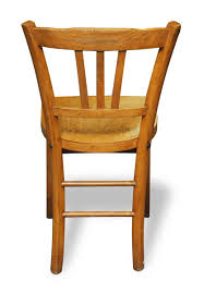 Single Bistro Chair Single Bistro Chair With Cutout Seat Olde Things