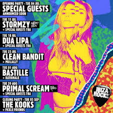 Red Light Bandit Big News From Ibiza Rocks Ibiza By Night