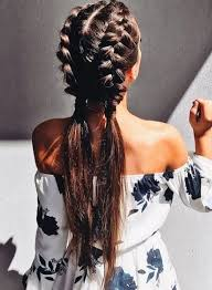 weave two duky braid hairstyle 165 best hair images on pinterest hair ideas hairstyle ideas