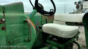 oliver 1650 tractor item db0966 sold june 22 constructi