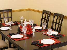 Dining Table Settings Pictures Tips For Setting A Dining Table Boldsky