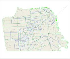 San Francisco Districts Map by Betashapes For San Francisco Neighborhoods Kelso U0027s Corner