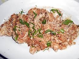cuisiner de la cervelle de porc recette de cervelles de porc aux noisettes