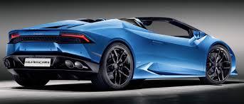 Lamborghini Huracan Coupe - the 602bhp lamborghini huracan spyder is the ultimate way to have