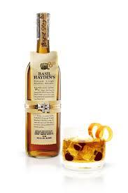 manhattan drink bottle mad men cocktails basil hayden u0027s don draper u0027s manhattan whiskey