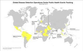 Cdc Malaria Map This Us Government Program May Have Stopped Ebola U2014 But Never Had