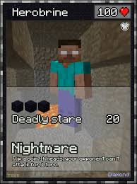 minecraft cards m tcg minecraft trading card nether ender expansion