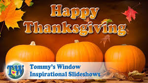 happy thanksgiving s window inspirational slideshow