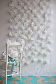 photo backdrop paper decor diy paper flower backdrop tutorials 2159678 weddbook