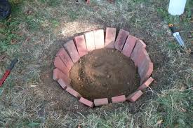 Home Made Firepit Cheap Pit Newbedroom Club
