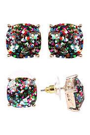 glitter stud earrings mys collection glitter stud earrings glitter gifts on