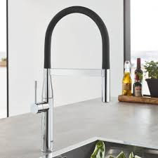 new kitchen faucet grohe essence new semi pro single handle pull down kitchen faucet