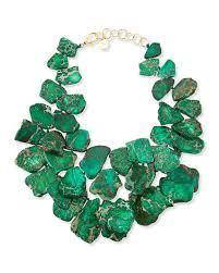 necklace chunky images Nest jewelry chunky emerald jasper necklace jpg