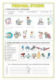 printable hygiene activity sheets personal hygiene worksheets for students with disabilities