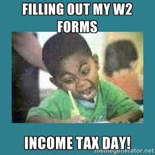 Income Tax Meme - 15 tax memes to get you through struggling on april 18