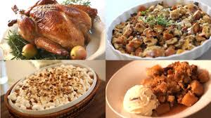 thanksgiving dinner recipes for rookies