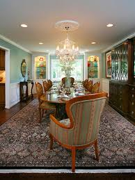 Blue Dining Room Ideas 8 Elegant Victorian Style Dining Room Designs Hgtv