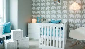 accessoire de chambre chambre bébé bleu canard déco mobilier et accessoires