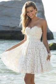 robe mariã e bustier 70 idées avec la robe blanche dentelle en tendance robe