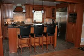 Kitchen Cabinets Oak Handmade Custom Quarter Sawn Oak Kitchen Cabinets By Jr U0027s Custom