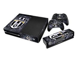 xbox one controller seahawks 5 syles juventus decal skin stickers for xbox one console 2pcs