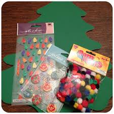 two christmas projects for little ones the chirping moms