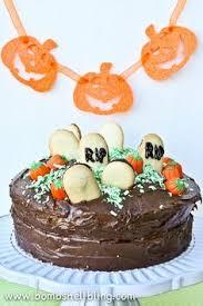 skull graveyard cake skull graveyard cake lat minute cake i