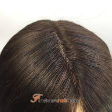 thin hair pull through wigltes 2 dark brown human hair pull through wiglet hair enhancer 3 4 wigs