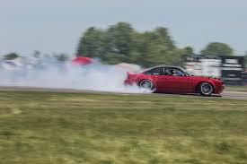 Ferrari 458 Drifting - smoke show 5 screaming tire shredders from gridlife midwest