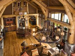 two story log homes home decor stunning rustic log cabin style home design with