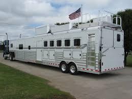 5 horse model 24 u0027 x 7 u0027 4 star trailers