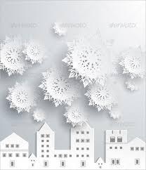 15 paper snowflake template free printable word pdf jpeg