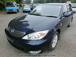 used toyota camry 2003 used 2003 toyota camry 2 4g limited edition ua acv35 for sale