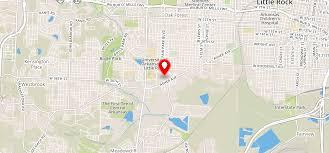 Little Rock Ar Zip Code Map by South Oaks Apartments Little Rock Ar 72204