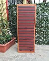 armadietto da balcone armadi a serrandina su misura metallici da balcone torino