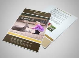 zoo brochure template zoo animal park flyer template mycreativeshop