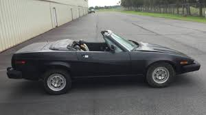 Ford Mustang Black Widow Black Widow 1980 Tr7 Spider For 900