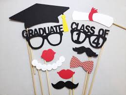 class of 2016 graduation 10 class of 2016 grad photo booth prop set 2016 graduation