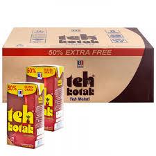 Teh Kotak harga grosir ultra teh kotak 200 ml 24 murah di bali indonesia