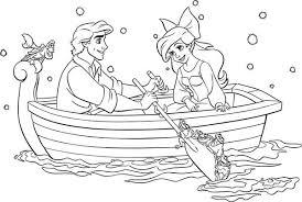 Dessins Gratuits à Colorier  Coloriage Princesse Disney Ariel à