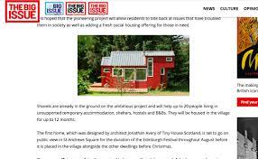 Homes And Interiors Scotland Blog U2022 Tiny House Scotland