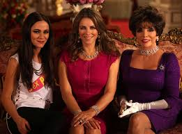 elizabeth hurley has the sweetest words for the royals co joan