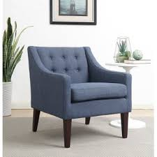 Blue Occasional Chair Design Ideas Navy Blue Accent Chair Wayfair