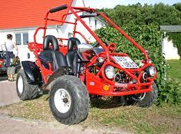 homemade 4x4 off road go kart dune buggy